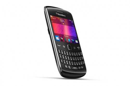 RIM Debuts New BlackBerry Curve
