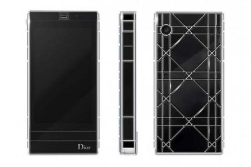 Dior Releases New Touch Screen Phone