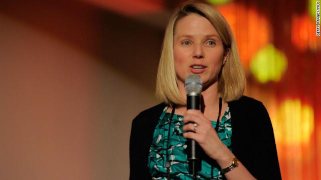Marissa Mayer announced as new CEO of Yahoo