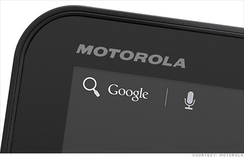 Google planning to cut Motorola staff by 20%