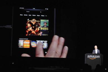 Four new Kindle models released, how do they stack up against the iPad?