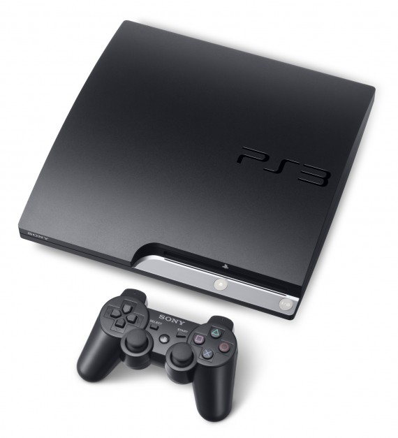 Sony announces launch of new PS3