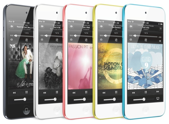 New iPod Touch Launched by Apple