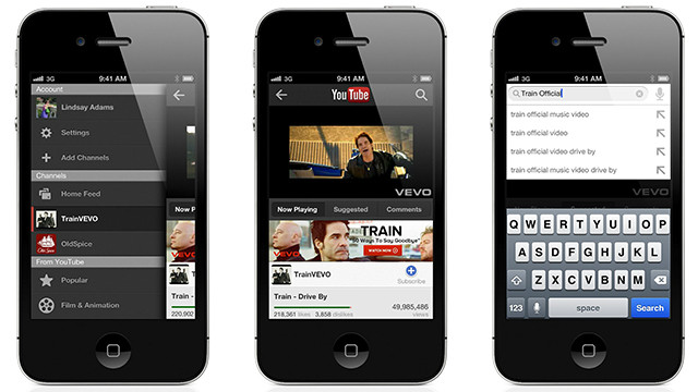 YouTube announces improved app for iPod touch and iPhone