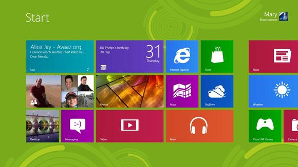Microsoft gives early look at Windows 8 and consumers seem baffled