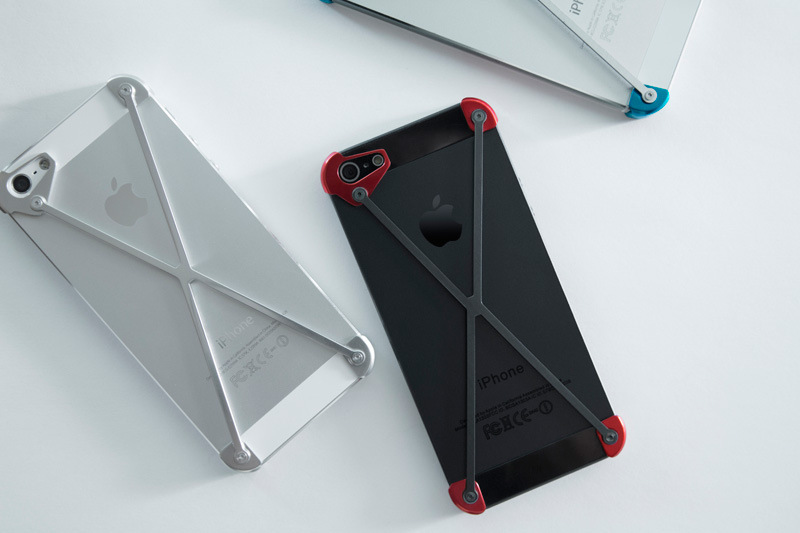 Mod-3 RADIUS iPhone 5 Case Kickstarter Approved