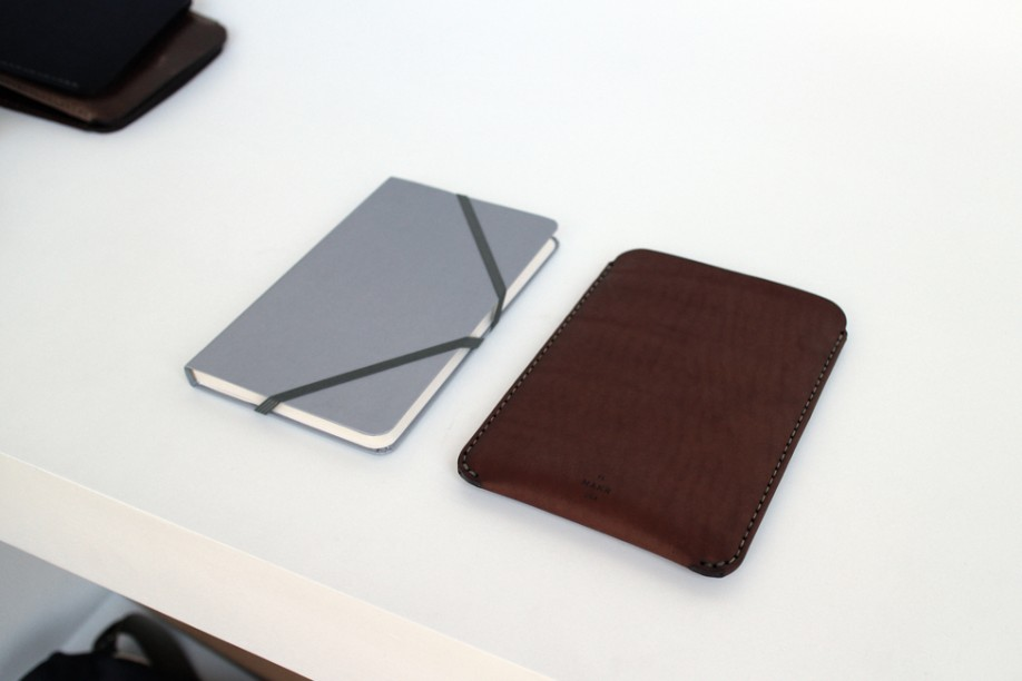 Cases And Sketchbooks For Your iPad Mini by MAKR