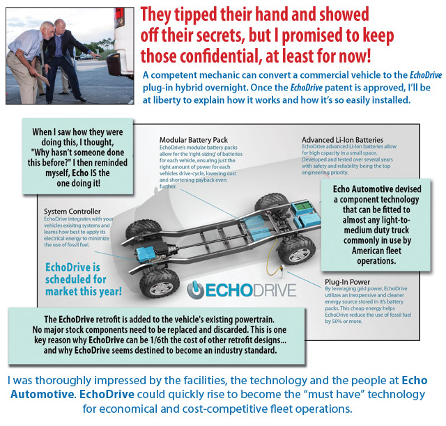 Echo Automotive Is Protecting The Environment