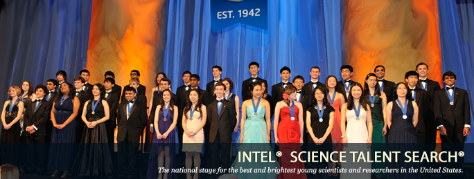 Intel Science and Technology Search