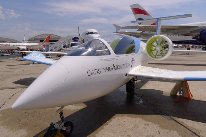 Electric Plane from Airbus leading way in innovation