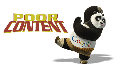 Google Panda and Penguin – Giving a bad name to cute animals