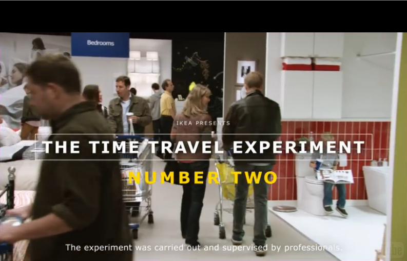 IKEAs Time Travel Experiment Goes Viral On Youtube
