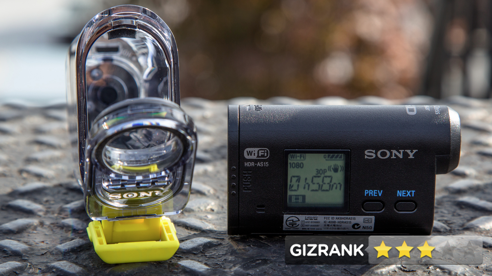 Document Your Adventures in 4K With Sony Action Cam